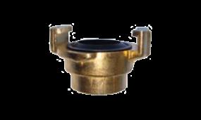 Wasserkupplung mit Innengewinde