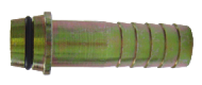 Kegeltülle PN 16 DIN 20033 / 8537 mit O-Ring-Dichtung
