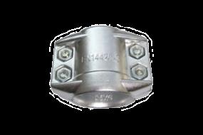Klemmschale aus Aluminium nach EN 14420