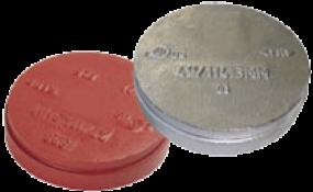 Nut-Verschlusskappe Nr. 300 (rot lackiert)