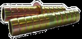 Verbindungsrohr DIN 20038 mit Sicherheitsbund
