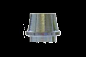 Kegeltülle PN 16 DIN 20033 / 8537 mit Stahlkonus