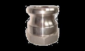 Kamlok-Kupplung Vaterteil Innengewinde (Aluminium)