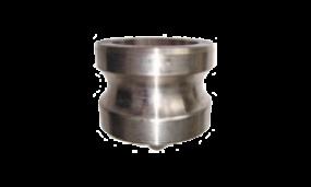 Kamlok-Kupplung Vaterteil Stopfen (Aluminium)