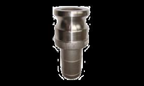 Kamlok-Kupplung Vaterteil Schlauchtülle (Aluminium)